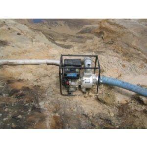 Udlejning af vandpumpe