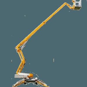 Udlejning af Omme-lift 15,5 m