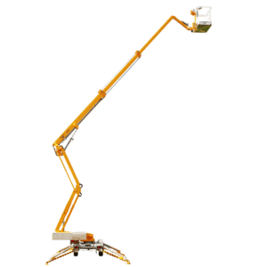 Udlejning af 18,3 m Omme-lift