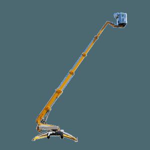 Udlejning af 21 m Omme-lift