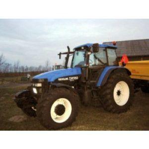 Udlejning af John Deere traktor