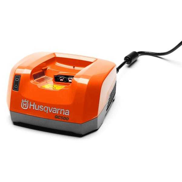 Husqvarna QC500 batterilader