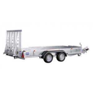 Maskintrailer 3500 kg