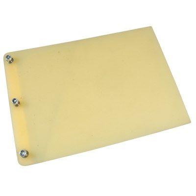 Leje af gummiplade til pladevibrator