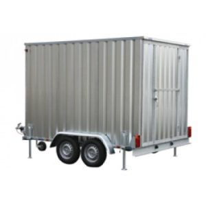 CONTAINER TRAILER - VARIANT 2000 MC-XL STÅL