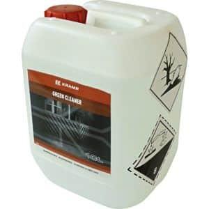 Belægnings- og algefjerner - Green cleaner 10L