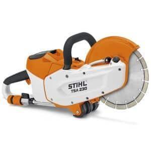 Stihl TS 230 Batteriskæremaskine