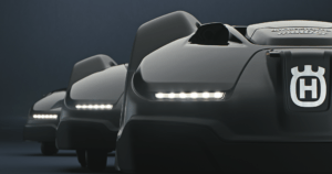 Husqvarna Automower X-line byt til nyt