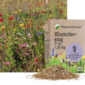 Natur Blomstereng, 0,25 kg Æske
