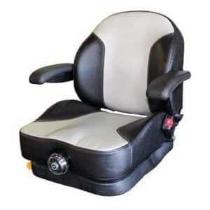 I3M, Affjedret komfort-sæde, justerbar